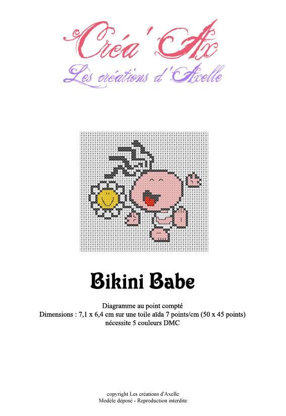 Bubblegum : Bikini Babe